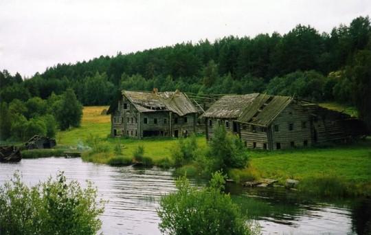 15 địa điểm đẹp bị bỏ hoang như TP ma trên thế giới - Ảnh 9.