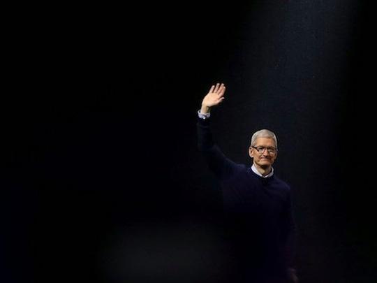 Thói quen thường nhật của sếp Apple - Ảnh 9.