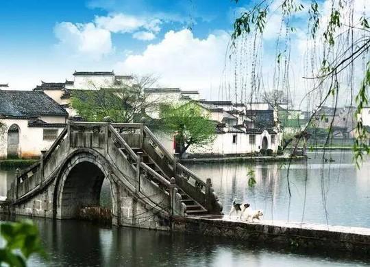 10 cổ trấn đẹp như trong phim ở Trung Quốc - Ảnh 9.