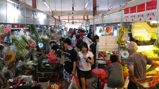 10 khu chợ thực phẩm tươi nổi tiếng của thế giới - Ảnh 9.