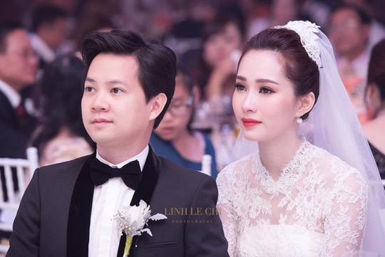 Khoảnh khắc ngọt ngào của hoa hậu Thu Thảo và chồng - Ảnh 9.