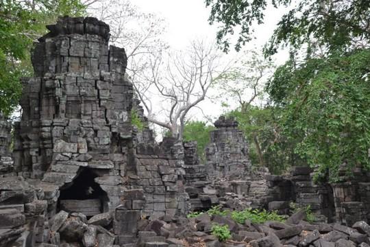 Ngôi đền bí ẩn lâu đời hơn cả Angkor Wat ở Campuchia - Ảnh 10.