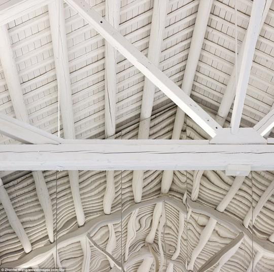 Choáng ngợp những kiến trúc ấn tượng nhất TG năm 2017 - Ảnh 9.