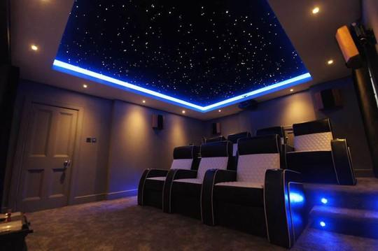 Đẹp kinh ngạc với trần nhà 3D - Ảnh 9.