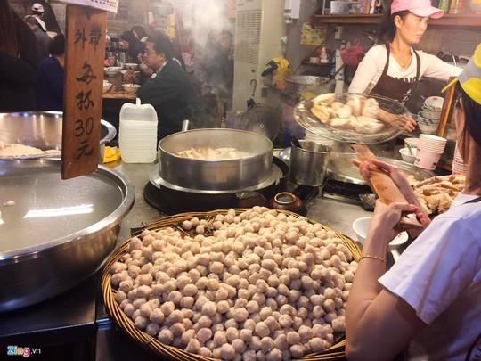 Chợ đêm: Thiên đường ẩm thực Đài Loan - Ảnh 9.