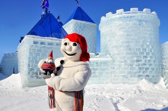 Những lễ hội điêu khắc băng tuyết hấp dẫn nhất thế giới - Ảnh 9.
