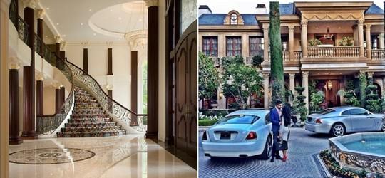 Cuộc sống của hội con nhà giàu Dubai - Ảnh 10.