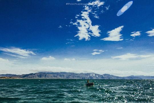 Sướng mắt với biển, đá và cua ở cù Lao Câu - Ảnh 10.