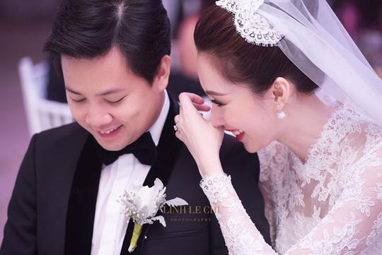 Khoảnh khắc ngọt ngào của hoa hậu Thu Thảo và chồng - Ảnh 10.