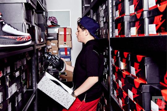 Mới 16 tuổi đã kiếm được hơn 22 tỉ đồng nhờ bán sneaker quý hiếm - Ảnh 10.