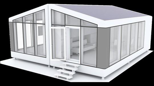 Căn nhà gần 40m2 xây bằng robot chỉ trong 8 tiếng đồng hồ - Ảnh 10.