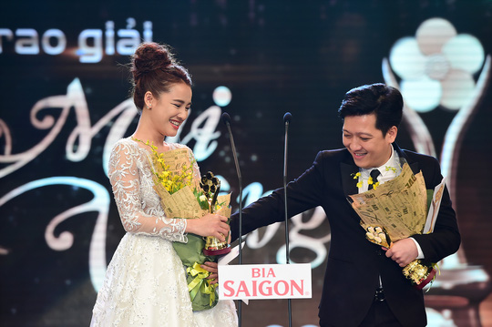 Dư âm Giải Mai Vàng 2016: Trường Giang thành điểm nóng - Ảnh 10.