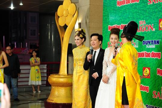 Dư âm Giải Mai Vàng 2016: Trường Giang thành điểm nóng - Ảnh 8.