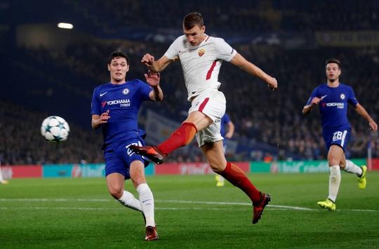 AS Roma - Chelsea: Quyết đấu vì ngôi đầu - Ảnh 1.