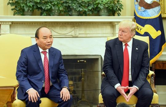 Tuyên bố chung về tăng cường Đối tác toàn diện Việt Nam và Mỹ - Ảnh 1.