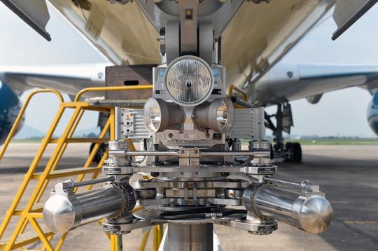 Cận cảnh chiếc siêu máy bay A350-900 thứ 8 của Vietnam Airlines - Ảnh 7.