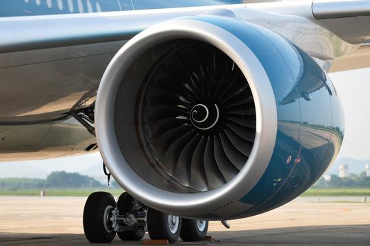 Cận cảnh chiếc siêu máy bay A350-900 thứ 8 của Vietnam Airlines - Ảnh 8.