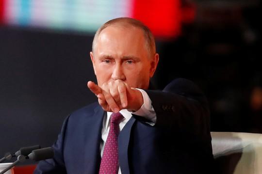 Hơn 20 năm chưa xuất hiện đối thủ, ông Putin có buồn? - Ảnh 4.