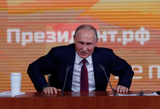 Hơn 20 năm chưa xuất hiện đối thủ, ông Putin có buồn? - Ảnh 5.