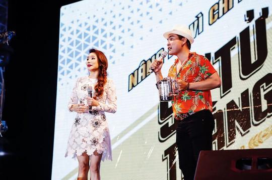 Lễ hội bia Sư Tử Trắng tại Cao Lãnh, Đồng Tháp - Ảnh 3.