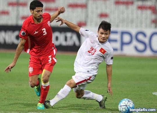 Là cầu thủ quan trọng của cả CLB Hà Nội lẫn U20 Việt Nam, Quang Hải đang trở thành tâm điểm giành giật của cả hai đội bóng