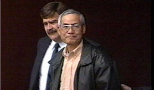Nhà vật lý hạt nhân Wen Ho Lee. Ảnh: AP