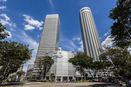 CapitaLand là công ty bất động sản đứng đầu trong Forbes' 2017 Global 2000 - Ảnh 1.