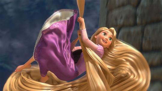 Căn bệnh mang tên nàng Công chúa tóc mây Rapunzel trong truyện cổ Grim - ẢNH TỪ PHIM HOẠT HÌNH CÙNG TÊN CỦA HÃNG WALT DISNEY