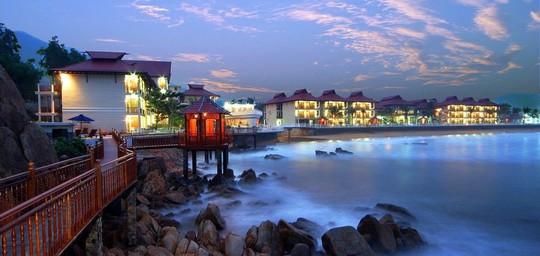 Con ông Trần Bắc Hà làm chủ dự án khách sạn hơn 2.900 tỉ đồng - Ảnh 2.