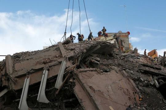 Động đất Mexico: Được cứu sống nhờ… tin nhắn gửi chồng - Ảnh 3.