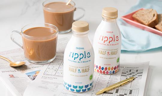"""Startup nhận vốn hàng triệu """"đô"""" với nguồn sữa chiết xuất từ cây - Ảnh 1."""