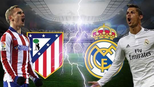 Lịch THTT: Arsenal - Tottenham, Atletico - Real Madrid - Ảnh 1.