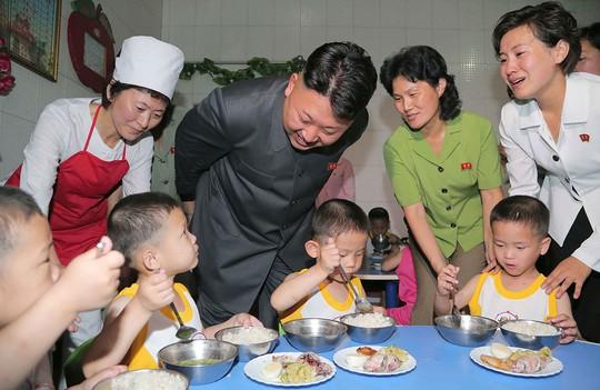 Thịt giả ở Triều Tiên - Ảnh 2.