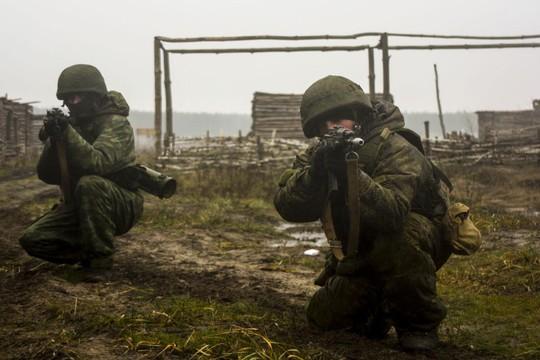 Nga nã đạn các mục tiêu sát quân Mỹ, Trung Quốc và Triều Tiên - Ảnh 1.