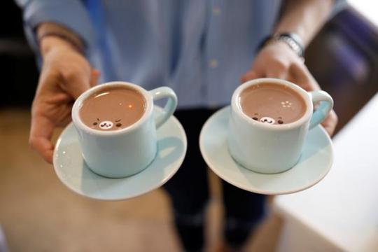 Những tách cà phê đẹp đến mức không ai nỡ uống - Ảnh 3.