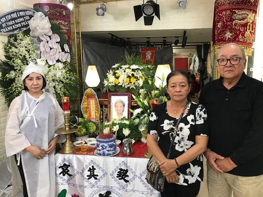 Thọ tang mẹ, nghệ sĩ Kiều Tiên bật mí chuyện gia đình - Ảnh 6.