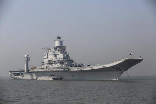 Ấn - Mỹ - Nhật tập trận lớn chưa từng có - Ảnh 2.