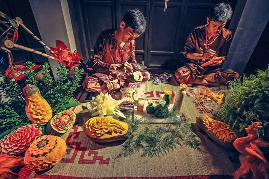 Quán Ăn Ngon phát hành bưu thiếp Thu Vọng Nguyệt quảng bá du lịch - Ảnh 6.