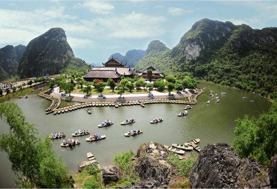 Các điểm đến Việt Nam nổi như cồn sau khi lên màn ảnh