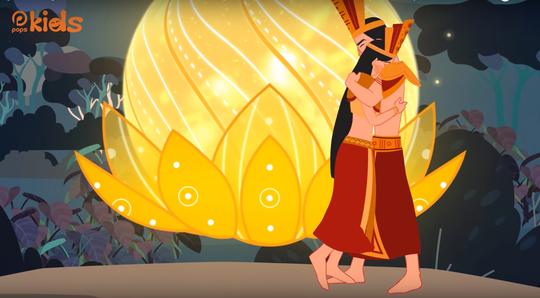 Dân mạng ngợi khen phim hoạt hình Con Rồng cháu Tiên - Ảnh 2.