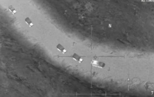 Nga dùng bằng chứng giả tố Mỹ giúp IS? - Ảnh 1.