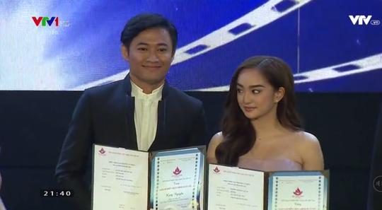 Em chưa 18 đoạt giải Bông sen vàng LHP Việt Nam 2017 - Ảnh 1.