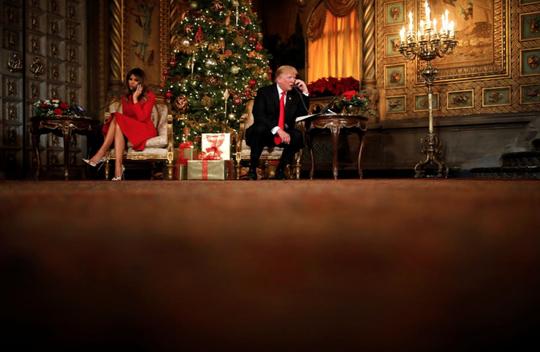 Ông Trump ước gì cho Giáng sinh? - Ảnh 3.