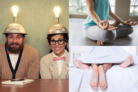 6 cách giúp não bộ khỏe hơn - Ảnh 1.