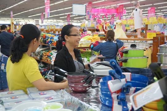 Khách hàng Pháp tìm được tài sản bị đánh rơi nhờ nhân viên siêu thị - Ảnh 1.