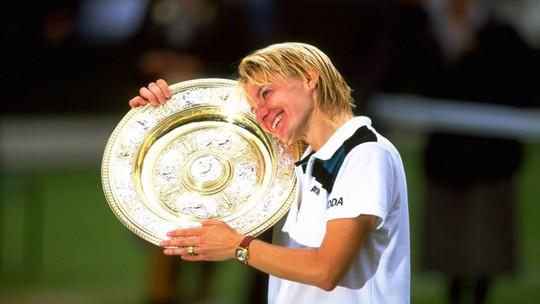Cựu tay vợt Novotna qua đời vì căn bệnh ung thư - Ảnh 3.