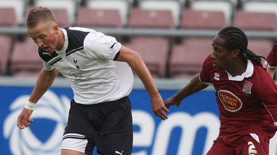 M.U tiếp Tottenham: Thành bại tại Kane - Lukaku - Ảnh 2.