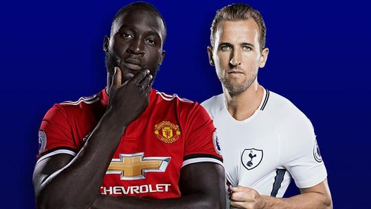 M.U tiếp Tottenham: Thành bại tại Kane - Lukaku - Ảnh 1.
