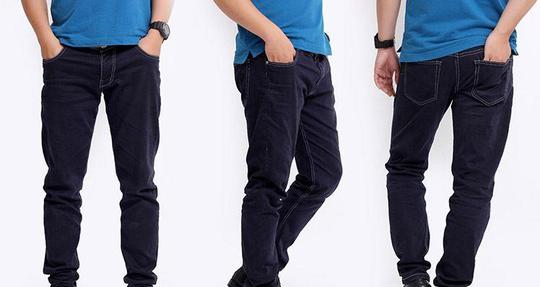 Mặc quần jeans phù hợp để đi chăn cừu, chăn bò? - Ảnh 1.