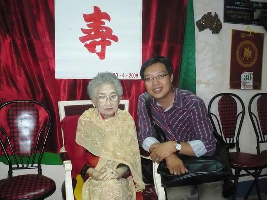 NSƯT Tô Kim Hồng thay chồng lo giỗ NSND Phùng Há - Ảnh 7.